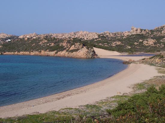 Maddalena Islands, Italy: Monte d'Arena