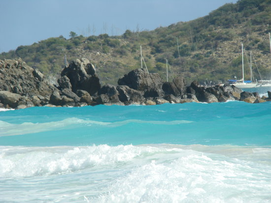 Orient Bay, St Martin / St Maarten: Orient Beach