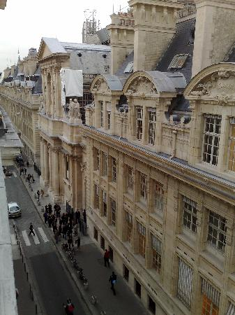 room view rue victor cosin picture of hotel design de On hotel design sorbonne 6 rue victor cousin 75005 paris france