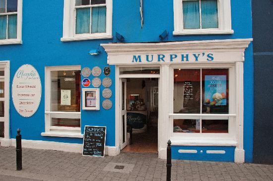 Dingle's First Cottage by the Sea: Murphy's in Dingle -great coffee