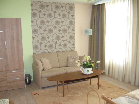 Jupiter Hotel: suite