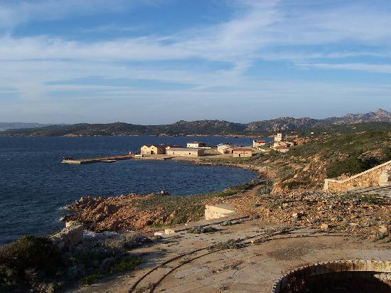 Caprera, Italien: Punta Rossa