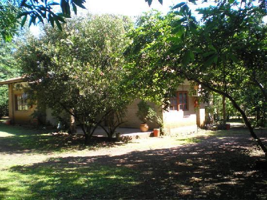 Cabanas Del Lenador Hotel: Bungalow