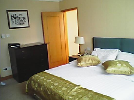 Regal Hotel: 寝室です
