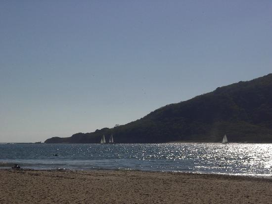 Sinaloa, Meksyk: beachs and sailboats