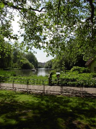 England, UK: London Park