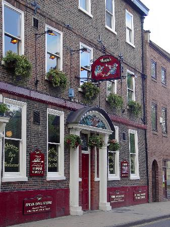 England, UK: York Pub