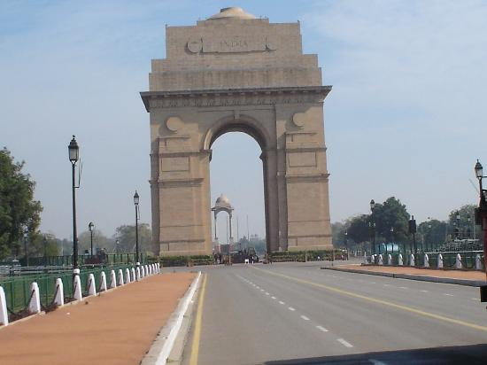 New Delhi, India: Indiagate
