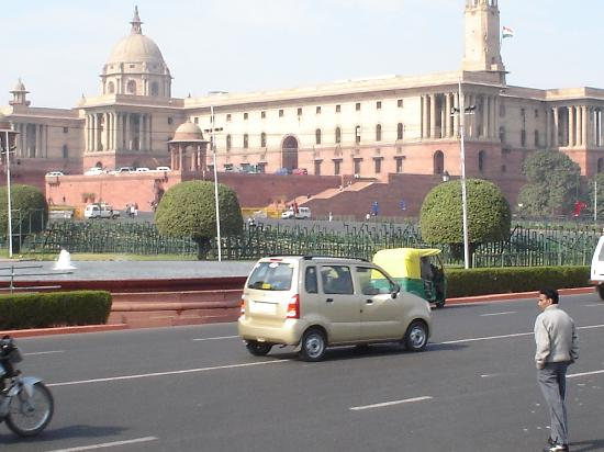 New Delhi, India: Parliament