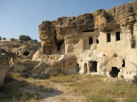 Cappadocia Cave Dwellings : Yet to be renovated!!
