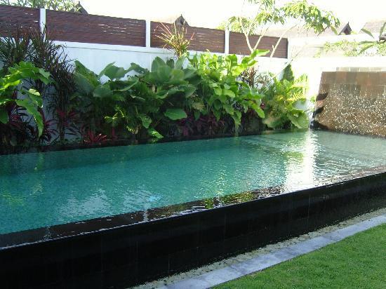 The Samaya Bali Seminyak : Private villa pool