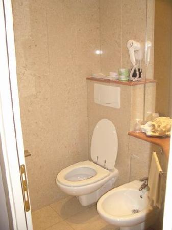 Residence Acropoli: Bathroom 2/2