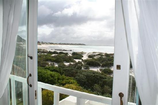 Sunset Beach Guest House: room with a view