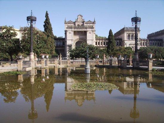 Sevilla, Spanien: museo arqueologico