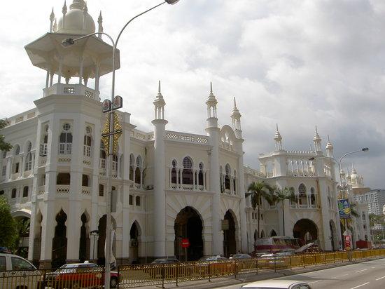 Куала-Лумпур, Малайзия: Railway Station