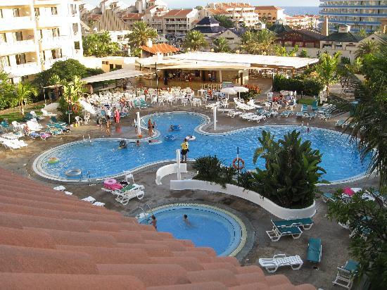 Hotel Parque La Paz Tenerife