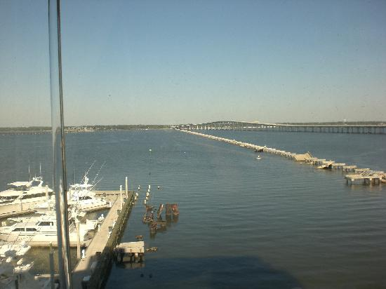 Palace Casino Resort: our view from our room