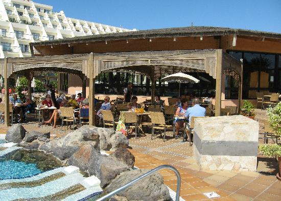 SBH Costa Calma Palace: Servito il pranzo