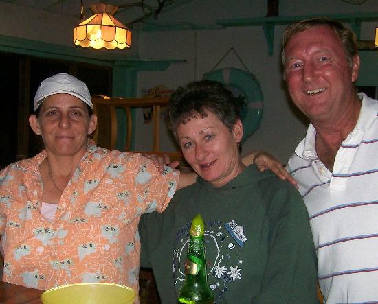 The Beach Lodge: Gaye, Debi, & Mel
