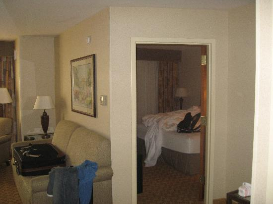 Crowne Plaza Hotel Philadelphia - King of Prussia: Bedroom
