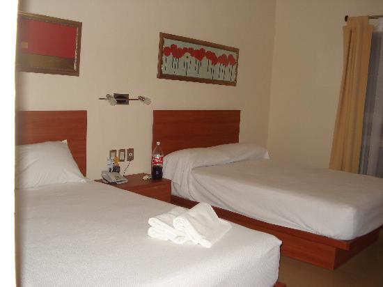 Hotel Magic Express: Bedroom