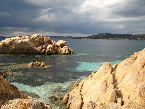 Caprera, Italie : Punta Fico