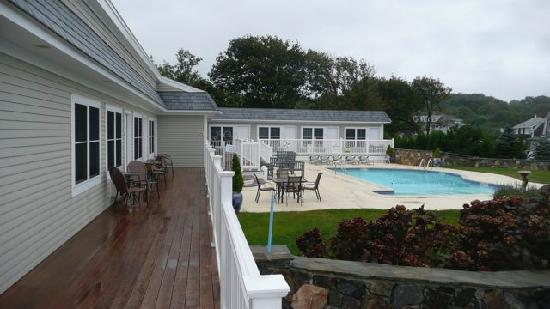 Gloucester Inn by the Sea: Pool