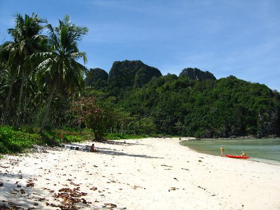 The beauty of untouched, Lana Bay....