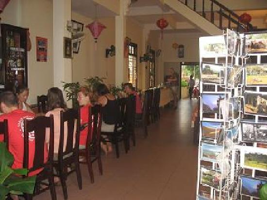 Hai Au Boutique hotel and spa: buffet breakfast