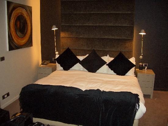 O on Kloof Boutique Hotel & Spa : Bed - room 7
