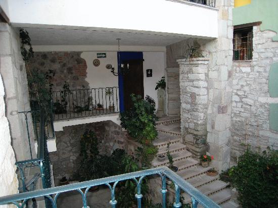 Hotel Antiguo Vapor View From Balcony