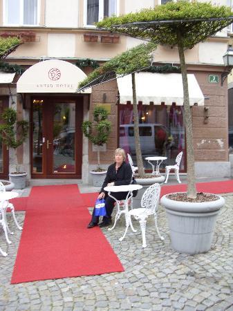 Hotel Galleria: Antiq Hotel