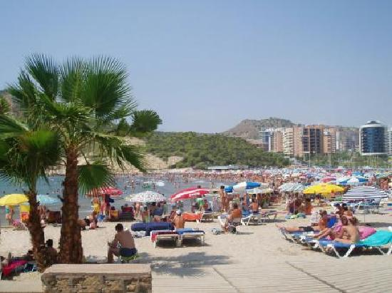 La Cala Finestrat beach 2008