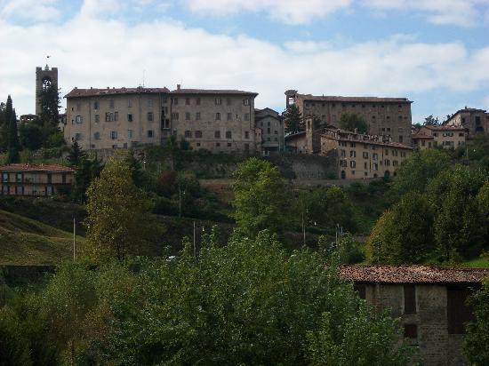 B&B Il Ciliegio: Citta Alta desde Il Ciliegio