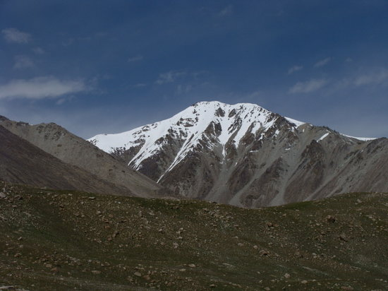 Pakistan: Peak at khunjrab