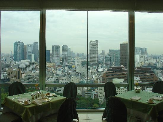 The Prince Park Tower Tokyo: Salón desayuno