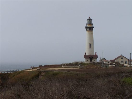 ‪Pigeon Point Light Station‬