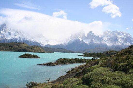 Aisen Region, ชิลี: Patagonia Mountians