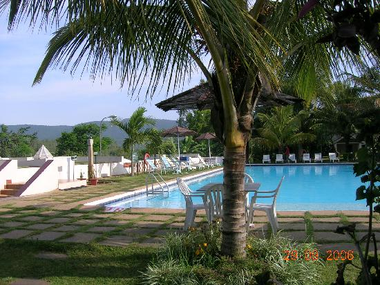 The Gateway Hotel Chikmagalur: Swimming Pool at the Retreat