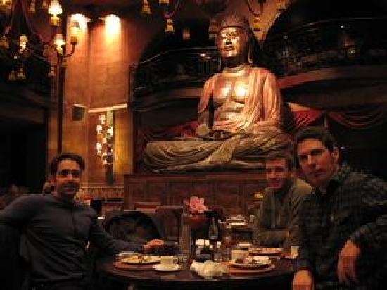 Buddha Bar : amanaska en paris