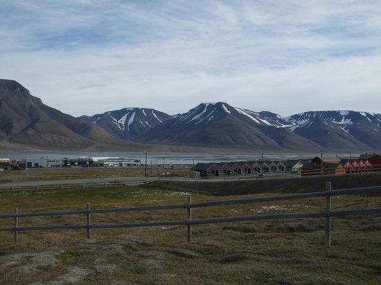 Longyearbyen, Norveç: Landscape