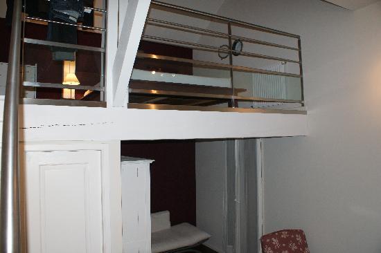 Ithurri Ondoa : chambre duplex