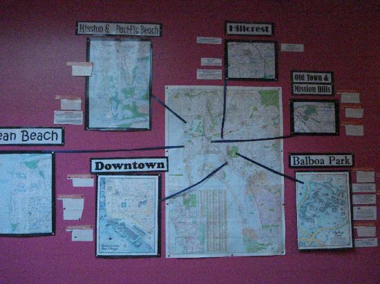 Hostelling International San Diego Downtown: Helpful Hints