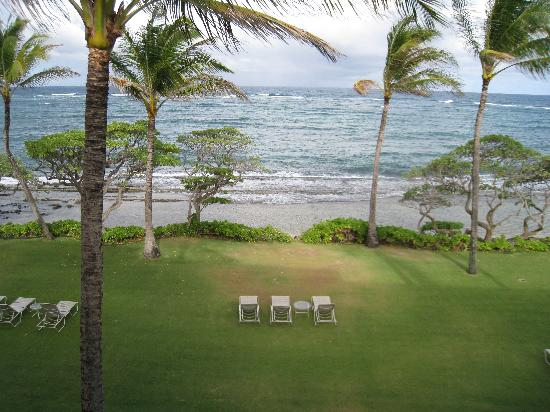WorldMark at Kapaa Shores: View from lanai.