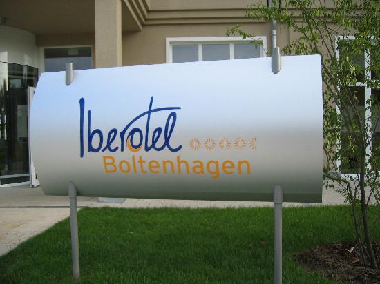 Iberotel Boltenhagen: Eingang