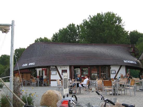 Boltenhagen, Tyskland: Fischrestaurant am Hotel