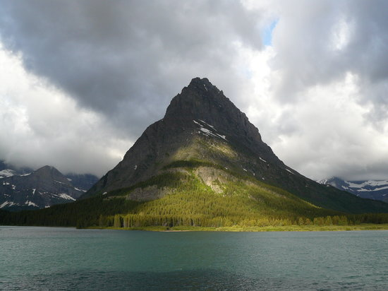 冰河國家公園照片