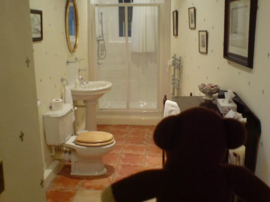 The Victorian Town House: Teddy Inspects the Essentials