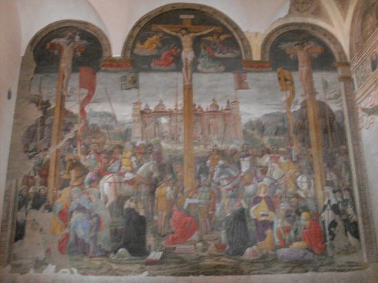 Sainte-Marie-des-Grâces (Santa Maria della Grazie) : The Crucifixion