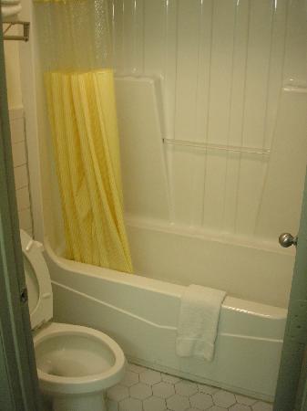 Days Inn Valdosta at Rainwater Conference Center: Bathroom